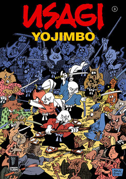 Usagi Yojimbo, Band 3