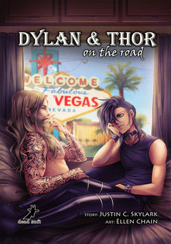 Ellen Chain: Dylan & Thor – on the road