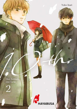 Hayabusa: 10th - Drei Freunde, eine Liebe, Band 2