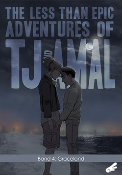 The less than epic adventures of TJ and Amal, Band 4