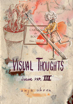 Anja Uhren: Visual Thoughts III