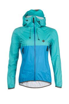 Smudd Jacket Women - Mykonos Blue