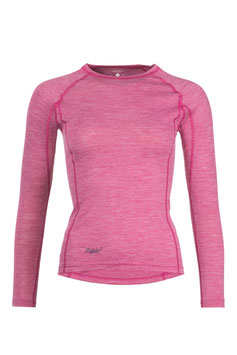 Lang Shirt Women - Boysenberry