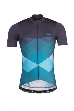 Velozip Performance Jersey Men - Peacoat