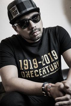 "Jimmy Ray's Shirt ""One Century"""