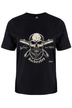 Jimmy Ray's Skull Shirt