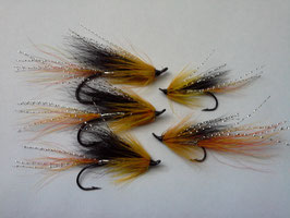 Mouche a Saumon Cascade S