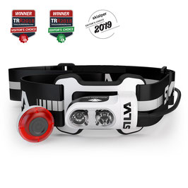 SILVA TRAIL RUNNER 4 ULTRA mit 350 Lumen