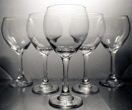 "Engraved ""Name"" Wine Wedding Set (5)"
