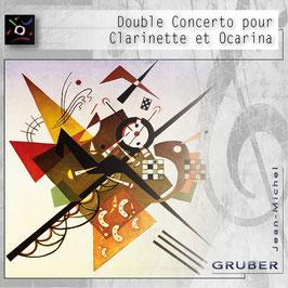 Double Concerto pour Clarinette et Ocarina en La dièse mineur