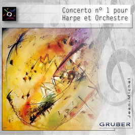 Concerto n° 1 pour Harpe et Orchestre en Ut dièse mineur