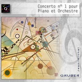 Concerto n° 1 pour Piano et Orchestre en Fa dièse mineur