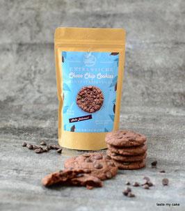 "Choco Chip Cookies ""Hello Delicious!"""