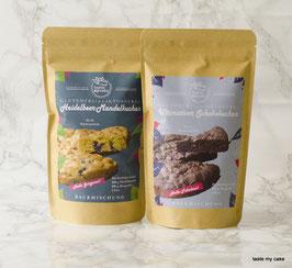 Heidelbeer-Mandel & Ultimativer Schokoladenkuchen