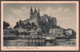 01662   (O-8250; O-8251)   Meißen  -Albrechtsburg und Dom-    (PK-00304)