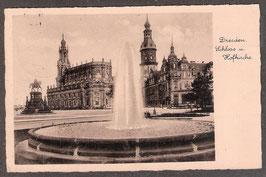 01...   (O-8010)   Dresden   -Schloss und Hofkirche-   (PK-00425)