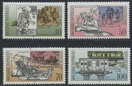 DDR 3354-3357 postfrisch