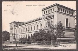 53...    (W-5300)    Bonn    -Chemisches Institut d. Universität-   (PK-00220)