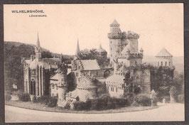 341..   (W-3500)   Kassel   -Wilhelmshöhe  Löwenburg-   (PK-00142)