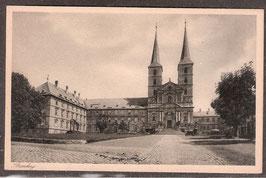 960...   (W-8600)   Bamberg   -Michaeliskirche und Bürgerspital-   (PK-00365)