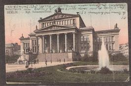 10...   (W-1000; O-10..)   Berlin   -Kgl. Schauspielhaus-   (PK-00080)