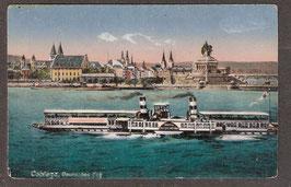 560...    (W-5400)   Koblenz    -Deutsches Eck-   (PK-00197)