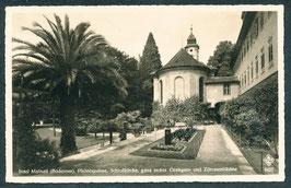 78465 (W-7750) Insel Mainau i.B.  -Schloßkirche-  (PK-00460)