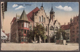 31134  (W-3200)   Hildesheim   -Rathaus-   (PK-00037)