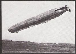 "Postkarte ""LZ 17 Sachsen"" (35) (PK-Zeppelin-0006)"