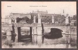 10...   (W-1000; O-10..)   Berlin   -Schlossbrücke und Museum-   (PK-00223)
