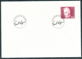 1134 Ersttagsbrief (SE)