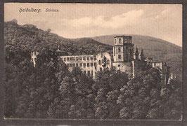 691...   (W-6900)    Heidelberg    (Schloss)