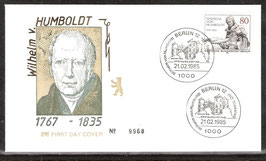 731 FDC (BERL-FDC)