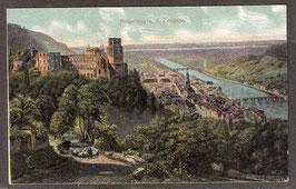 691..   (W-6900) Heidelberg   -Heidelberg v. d. Terasse-   (PK-00116)