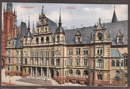 65...  (W-6200)   Wiesbaden   -L`hotel de ville-   (PK-00101)