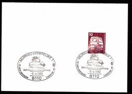 Eisenbahn-Motiv-Beleg (EMB-0246)
