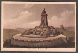 15324    (O-1212)   Steinthaleben   -Kaiser Wilhelm-Denkmal a. Kyffhäuser-   (PK-00316)