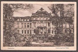 76...   (W-7500)   Karlsruhe    -Großherzogliches Palais-   (PK-00049)