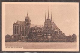 990..    (O-5010)   Erfurt   -Dom und Severikirche-    (PK-00444)