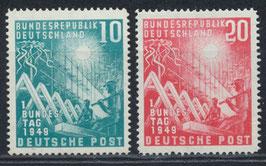 BRD 111-112 postfrisch