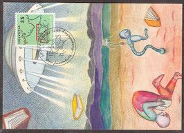 1381-1384 Maximumkarten (CH)
