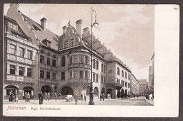 8...   (W-8000)   München   -Kgl. Hofbräuhaus-   (PK-00108)