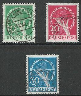BERL 68-70 gestempelt