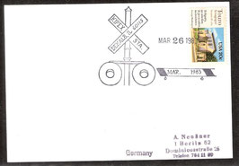 Eisenbahn-Motiv-Beleg (EMB-0223)