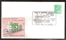 Eisenbahn-Motiv-Beleg (EMB-0257)