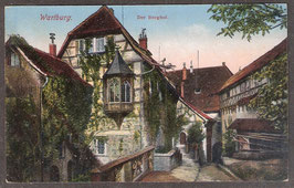 99817   (O-5900)   Eisenach   -Wartburg Der Burghof-   (PK-00438)