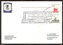 Eisenbahn-Motiv-Beleg (EMB-0289)