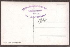 79677    (W-7869)   Belchen   -Blick ins Münstertal-