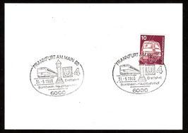 Eisenbahn-Motiv-Beleg (EMB-0317)