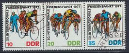 DDR 2216-2218 gestempelt Dreierstreifen (1)